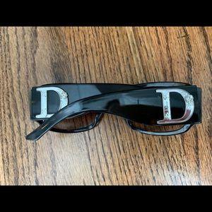 Tortoise Shell Dior Sunglasses